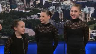 Download Contortionist Interview on CTV Morning Live KaliAndrews Dance Co Video
