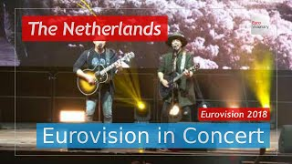 Download The Netherlands Eurovision 2018 Live: Waylon - Outlaw In 'Em - Eurovision in Concert Video