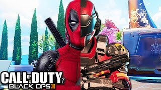 Download DEADPOOL PLAYS CALL OF DUTY!! (Black Ops 3 Trolling) Video