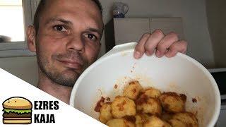 Download EZRES KAJA 🍔 Hagymás tejfölös krumpligombóc  1150 Ft Video