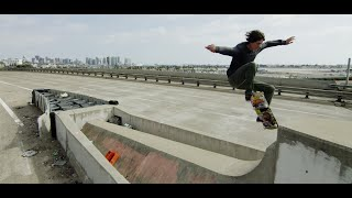 Download Urban Isolation - 2014 REDirect Contest Winner - Skating in Abandoned L.A. Video