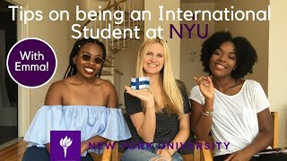 Download NYU   Surviving NYU as an International Student with Emma!! Video