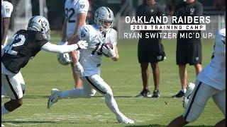 Download Mic'd Up: Ryan Switzer at 2018 Training Camp Video