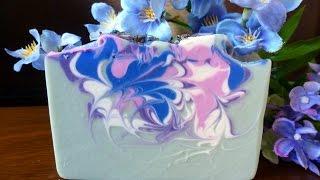 Download Making Lovely Lavender Soap Video