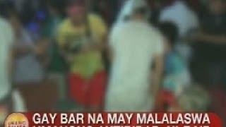 Download UB: Gay bar sa QC na may malalaswa umanong aktibidad, ni-raid Video