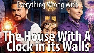 Download Everything Wrong With The House With A Clock In Its Walls Video