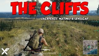 Download The Cliffs - PlayerUnknown's Battlegrounds with Jackfrags, Levelcap & Matimi0 Video