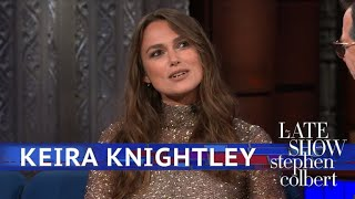 Download Keira Knightley Grew Up Obsessed With Emma Thompson Movies Video