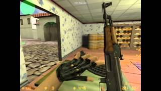 Download Counter-Strike: 1.6-New weapons pack/Paczka nowych broni Video