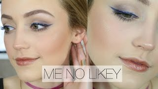 Download Full Face Using Products I Don't Like! Video