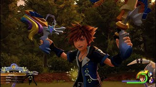 Download KINGDOM HEARTS III – D23 2017 Trailer Excerpt—Hercules Video