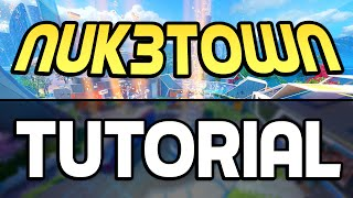 Download NUK3TOWN MAP TUTORIAL! (Call of Duty: Black Ops 3 NUK3TOWN) Video