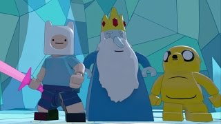 Download LEGO Dimensions - Adventure Time Adventure World - All Quests Video