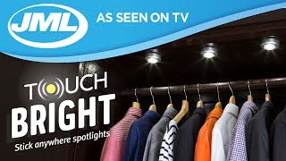 Download Touch Bright from JML Video