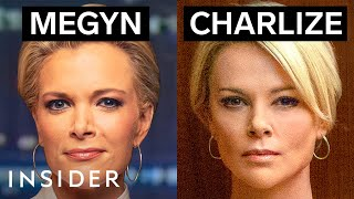 Download How Charlize Theron Transformed Into Megyn Kelly For 'Bombshell' | Movies Insider Video