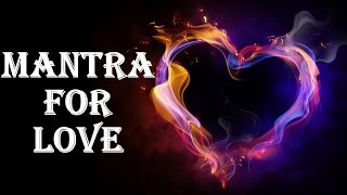 Download KAMDEV GAYATRI MANTRA: VERY POWERFUL MANTRA TO GET LOVE IN LIFE Video