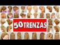 Download 50 Peinados Faciles y Rapidos con Trenzas para este 2019 de Fiestas - Niñas - Graduacion Video