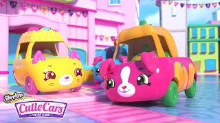 Download SHOPKINS CUTIE CARS | Ride it Out SONG | Videos For Kids Video