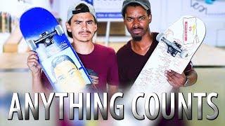 Download EVERYTHING COUNTS SKATE! Nigel vs Carlos Video