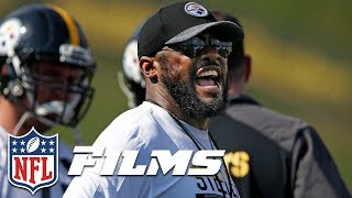 Download Head Coaches Mic'd Up During 2017 Training Camp | NFL Films Presents Video