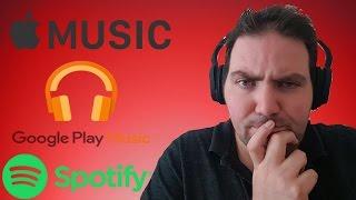 Download Spotify vs Apple Music vs Google Play Music Video