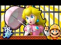Download Super Mario Maker - PEACH'S PRISON BREAK! Video