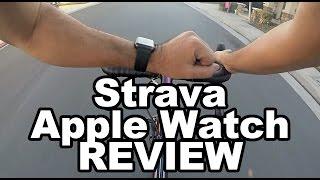 Download Strava Apple Watch App Review Video