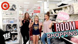 Download SHOPPING for New Room Makeover! Bedroom and Studio Decorating and Decorations Shopping at Target Video