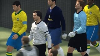 Download PES 2017: West Germany 1974 vs Brazil 1962 (World Cup Champions Tournament Match 3) Video