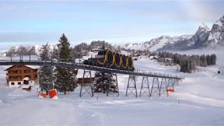 Download Stoosbahn - the steepest funicular in the world Video