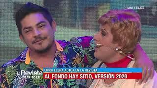 Download Humor: Erick Elera interpretó la versión 2020 de 'Al Fondo hay Sitio' en La Revista Video