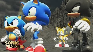 Sonic Forces Speed Battle - Lunar Blaze and Lantern Silver