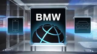 Download The New BMW Connected App Animation Video