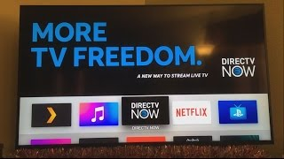 Download Directv Now on Apple TV Review Video