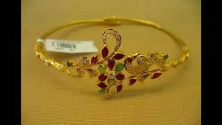 Download Latest Gold Bangles Designs With Weight3 Video