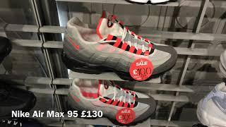 Download Logan Sama quick trainer shop in JD Sports Jan 2019 Video