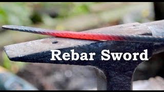 Download Forging A Rebar Rapier Video