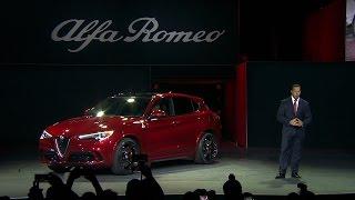 Download Alfa Romeo Press Conference - AutoMobility LA 2016 (Full) Video