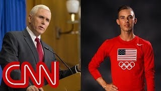 Download USA Today: Gay US Olympian passes on Pence meeting Video