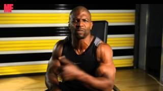 Download Terry Crews's top five gym crimes Video