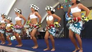 Download ″Pate Pate″ - Polynesian dance in Cairns, Australia Video