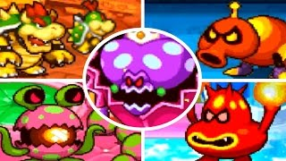 Download Mario & Luigi: Partners in Time - All Bosses (No Damage) Video