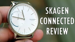 Download Skagen Connected Hagen Smartwatch Review: Elegantly Analog | Pocketnow Video