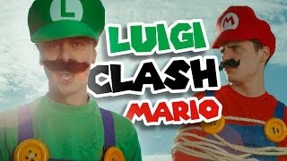 Download NORMAN - LUIGI CLASH MARIO Video