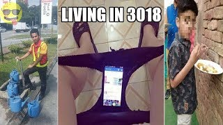 Download People Who Are Living In 3018 Video