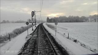 Download Cabinerit Emmen - Zwolle, 18-01-2017 Video