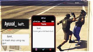 Download I Think I Met The SALTIEST Tryhard on GTA 5 Online (Ragequits) Video