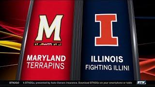 Download Maryland at Illinois - Men's Basketball Highlights Video