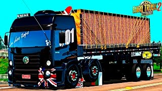 Download EURO TRUCK SIMULATOR 2│MOD│CONSTELLATION 24-280 BI-TRUCK│UND 001 Video