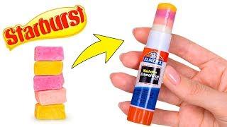 Download Muy útiles útiles escolares | ¡Crayones y papel que se puede comer! Video